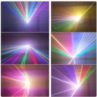 MINI 5.5W Analog Modulation RGB laser with SD Card,outdoor Rgb Laser Light with