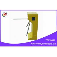 Railway automatic tripod full height turnstile WIth stainless steel