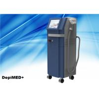 Cheap High Performance permanent hair removal laser machine 1 - 10Hz Air Cooling Painless for sale