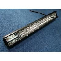 Cheap Trip Row  Chips LED Truck Light Bar 216W Vehicle 12v / 24v 16 Inch for sale