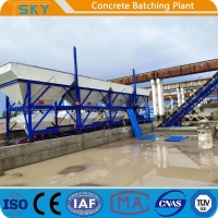 Cheap PLD1600 Automatic Concrete Aggregate Weighing Batcher Machine for sale