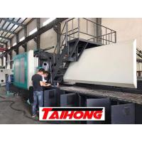 Cheap Electricity Saving PET Preform Making Machine 1400 Tons Low Noise For Horizontal Table Making for sale