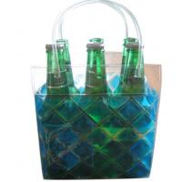 Hot-selling High quality PVC Wine bottle bag Beer bottle bag Bottle holder Beer cooler bag Manufactures