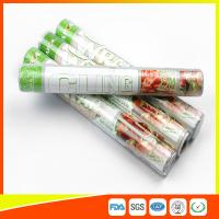 China Food Packing PE Cling Film For Household , Kitchen Plastic Wrapping Film on sale