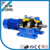 Cheap Multi-Mounted Type R series of Helical Gear Motor for sale