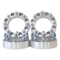 """Cheap 4pc   4"""" (2"""" per side)   8x6.5 Wheel Adapters Spacers   Ford F-350 Pickup for sale"""