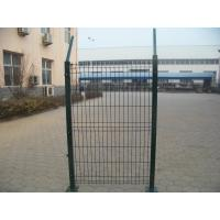 China PVC Coated Powder Coated 3D Welded Wire Mesh Panel for Fencing on sale