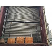 Cheap temporary fencing for sale christchurch 2100mm x 2400mm full hot dipped galvanized NZ temp fencing for sale for sale
