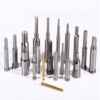 Cheap HSS Die Punch Pins Corrosion Resistant With Titanium Plating for sale