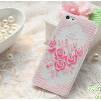 Buy cheap Ultra Thin Red Rose On Snow Skin Phone Shell For IPhone 5/5S Case from wholesalers