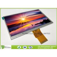 """Cheap 7.0"""" RGB Interface Lcd Display 800 X 480 , Wide View High Brightness LCD Module for sale"""