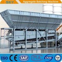 Cheap PLD1600 Common Commercail Project Concrete Aggregate Weighing Batching Machine for sale