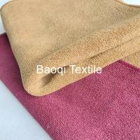 Quality 2 color 100% poly 200g 2 layers kitchen towels,microfiber tea towels dry water wholesale