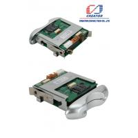Hybrid DIP Card Reader For Kiosk , Magnetic IC / RFID Card Reader