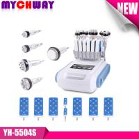 Cheap Long Working Lifetime Unoisetion+Bipolar+Octupole+Quadrupole+Eight-polar Vacuum Rf Cavitation 2.0 Spa for sale