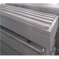 5 corrugated  and 4 corrs standard  shipping container roof panel