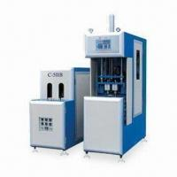 Cheap Bottle Blowing Machine, Includes Blowing Units and Heater, Safe to Operate for sale