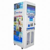 Cheap Water Vending Machine with 400, 600, 800 and 1, 300 Gallon Capacities and Up to 510W Power for sale