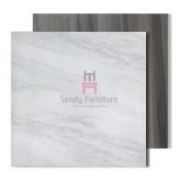 Buy cheap Stainless Steel Seam Unbreakable Ceramic Table Top Rose Gold 100cm Dia from wholesalers