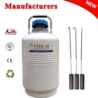 Buy cheap TIANCHI YDS-10 Portable Storage Container 50 mm Caliber Aviation Aluminum Tank from wholesalers