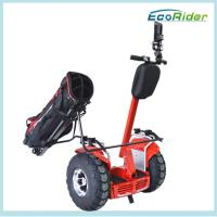 Cheap Outdoor Mobility Golf Scooters , Mobility Scooter Golf Cart Hands Free Remote Control for sale