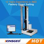 Cheap Panasonic Servo Motor High Accuracy Universal Material Testing Machine With USA Sensor for sale