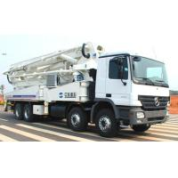 Cheap BENZ-ZOOMLION Used Concrete Mixer , Used Pump Truck 8×4 Drive Mode for sale