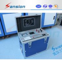 Cheap Portable Power Testing System , Single Phase Dc Winding Resistance Test for sale