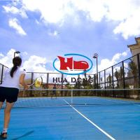 China Residential prefabricated tennis court rubber flooring outdoor on sale