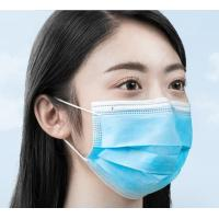 Cheap 3ply Disposable Face Mask Anti Virus Surgical Mask 3 Ply Medical Disposable Nonwoven Face Mask With 3 Ply Face Mask for sale