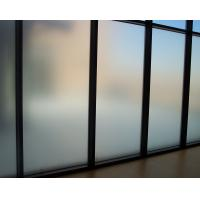 Cheap 3mm - 12mm Interior Doors Frosted Glass Acid Etched , Frosted Glass Sheets for sale