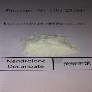 Cheap White Bodybuilding Fat Cutting Steroids Nandrolone Decanoate / Deca CAS 360-70-3 for sale
