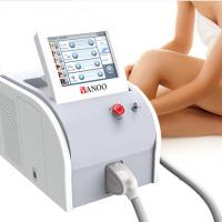 Cheap 1-12 Hz Portable 808nm Diode Laser Hair Removal Machine Ce Approved for sale