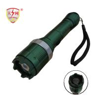 Cheap Easily Concealable Aluminum Police Flashlight Taser for sale