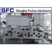 Cheap Horizontal Sludge Belt Press Machine For Wastewater Dewatering Compact Structure for sale