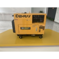 Cheap 5KW Single Phase 155kg Portable Residential Generators for sale