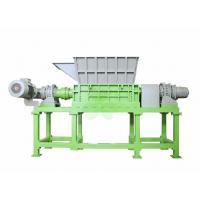 Cheap Automatic Plastic Bag Shredder Machine , Waste Plastic Bag Crusher Big Torque for sale