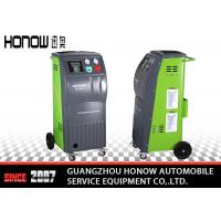 Cheap Plastic And Iron Car Refrigerant Recovery Machine / Automotive AC Machines Refrigerant Recovery Systems for sale