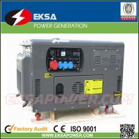 Cheap 5KW Air cooled diesel generator set for sale