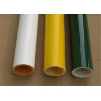 Cheap 20mm Diameter PPR Fiberglass Composite Pipe Lightweight Heat Preservation for sale