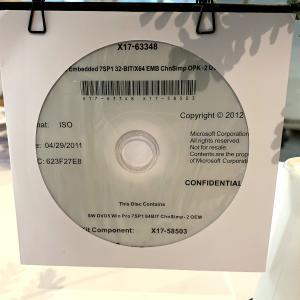 Cheap Sticker COA Microsoft Windows 7 Professional X64 Perpetual Licensing Type for sale