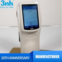 400 - 700nm Handheld Color Spectrophotometer High Accuracy Combined LED Sources
