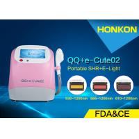 Cheap G+E Handpiece Ipl Beauty Equipment , Ipl Laser Hair Removal Machine For Women for sale