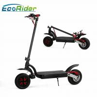 Cheap 2 Wheel Electric Foldable Electric Scooter 2000w Brushless Motor With Double Battery for sale