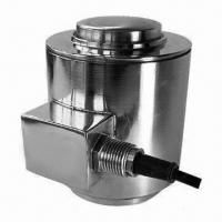 Cheap Column Load Cell, Made of Alloy and Stainless Steel, with 10V DC/AC Excitation Voltage for sale