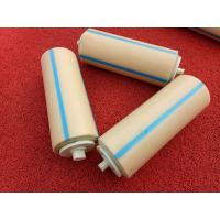 Cheap Nylon Conveyor Rollers Corrosive Resistant Used for Fertilizer Industries for sale