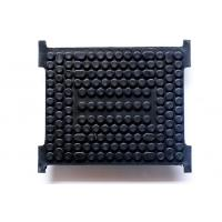 Cheap Solid Custom Molded Rubber Parts vibration isolation rubber pad for sale
