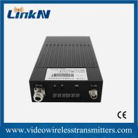 Cheap Full Dual Audio HD Video Transmitter 300-900mhz Frequency FCC for sale