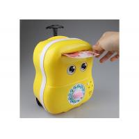 Cheap Lovey Electric Smart Money Saving Box Trolley With Music For Kids Cartoon Style for sale