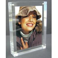 Quality crystal photo frame wholesale